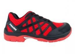 Zapato Argos S1P - Rojo