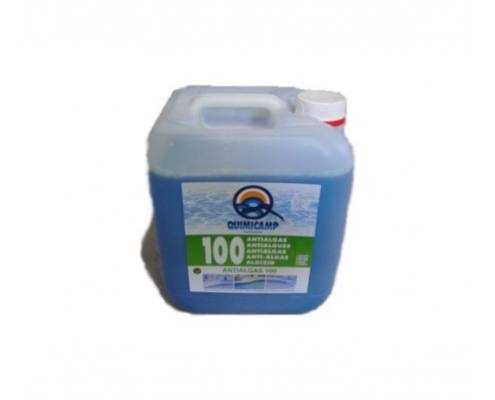 Alguicida Antialgas 100, envase de 5 litros