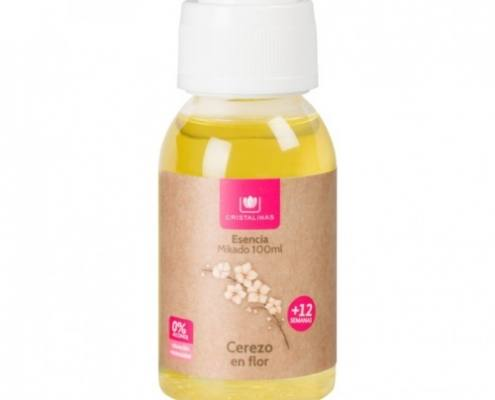 Recambio de Mikados Natural Wood Cerezo en flor 100 ml