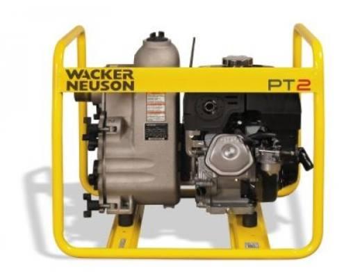 Bomba de agua motor a gasolina